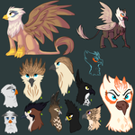 MLP: Griffins are Badass by littlelime