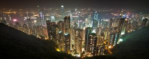 Hong Kong, Skyline II by alierturk