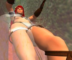 Red Sonja Venus Fly Trap 14 by kaolumbia