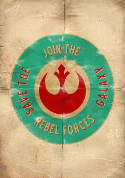 Join The Rebel Forces by cunaka