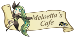 Meloetta's Cafe Logo by Patrick-Theater