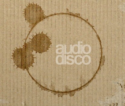 audio disco cd cover by loverbutt