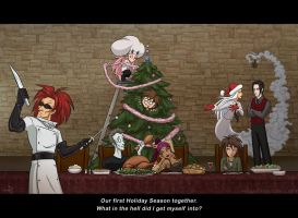 A Merry Monster Soup Christmas by HaloGhost