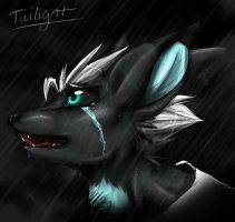 In the Rain... by Twilight-End