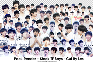 PACK RENDER and STOCK TF BOYs - CUT BY LES by yenlonloilop7c