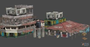 RESIDENT EVIL 5 LOCATION by Oo-FiL-oO