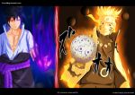 Naruto 674 Fighting Side By Side Collab by Kakashidoe