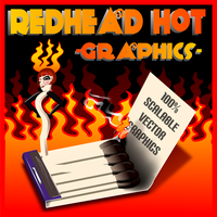 Redhead Hot by QuicheLoraine