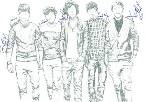 One Direction by sweet-lion1d