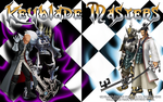 Keyblade Masters wallpaper by Anthro1