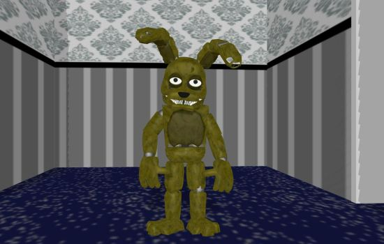 MMD- Plushtrap Pack (DL!) by OscartheChinchilla