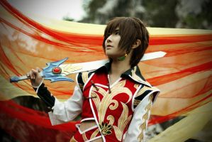 [Dynasty Warriors 7- Lu Xun] Life of Warriors by Seiran-Kisaragi
