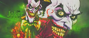 The joker by Melondia