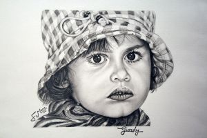 Portraits in pencil by Francesco65