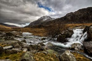 Llyn-Idwal 180214 256 by CharmingPhotography