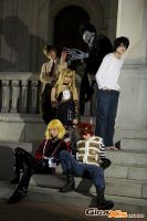 Death Note Group by JuTsukinoOfficial