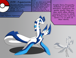 #58: Aquanessa by Saronicle