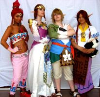 LOZ Hall Contest Entry by Come-On-Cosplay