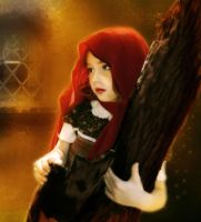 'Little Red Riding Hood' by amygdaladesign