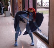 Demona cosplay by Shiroyuki9