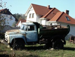 ZIL 130 by Abrimaal