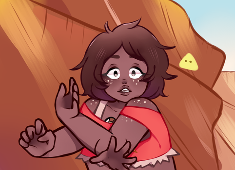Smoky Quartz by MiwacoStar