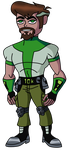 Chibi Ben 10k by Staceyk93