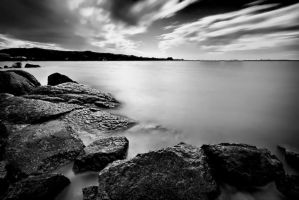 Calming the waves by Immerse-photography