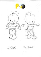 Planet Pico ~ Ticani's Spacesuit Concept Doodles by Son-Void