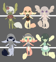 Sugar Babies ~ 22 (Closed) by LunarAdopts
