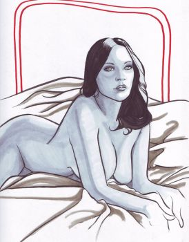 nude by rockthearts1212