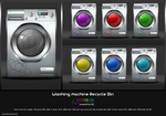Washing machine Recycle Bin by SG3000