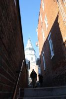 Annapolis Silhouette by katseyecreations