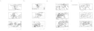 Ed Camel Storyboards Part IE by mavartworx