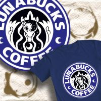Lunabucks Coffee by Catspaw-DTP-Services
