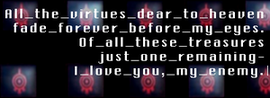 I Love You My Enemy banner by memoire-blanche