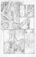 Starfire vs. Textures, pg 3 by misterclayton