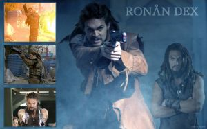 Ronon Dex Wallpaper by MoltenTessaract