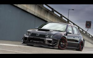 Volkswagen Golf by MatonUS