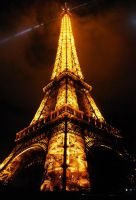 Tour d'Eiffel by Casey-Brooke