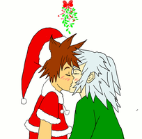 .:MY OTPS UNDER THE MISTLETOE:. by GayMenDancing