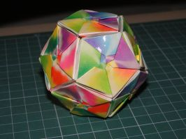 Dodecahedron Kusudama 2 by bslirabsl