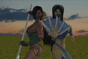 Deadly Alliance Part 3 by RCyclone