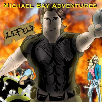 Michael Bay adventures comic  by Number1Exile