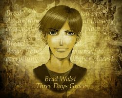 Brad Walst by OjouLaFlorDeNieve