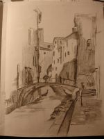 Traditional Venice by x-nowhere