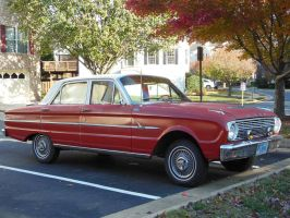 Dad's Ford Falcon by rlkitterman