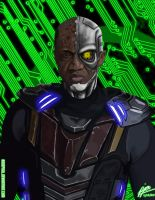 Deathlok the Demolisher by andepoul