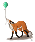 :trade: Foxeyes by PawzMallina