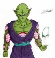 Piccolo by Niruharu
